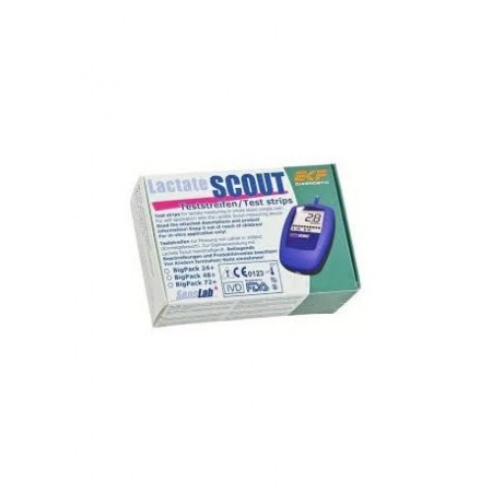 Lactate Scout 24 strips